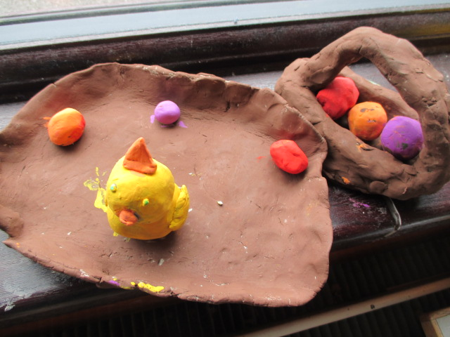 Easter Clay