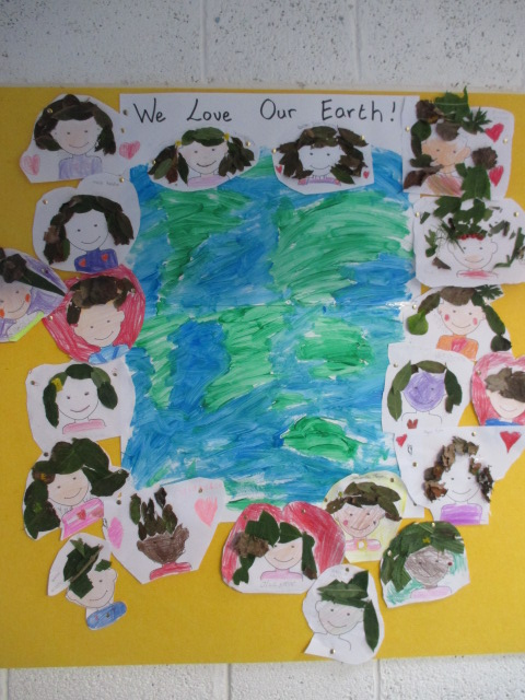 We Love Our Earth!