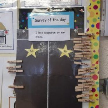 Maths Week-Survey of the Day