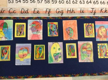 Being inspired by Picasso