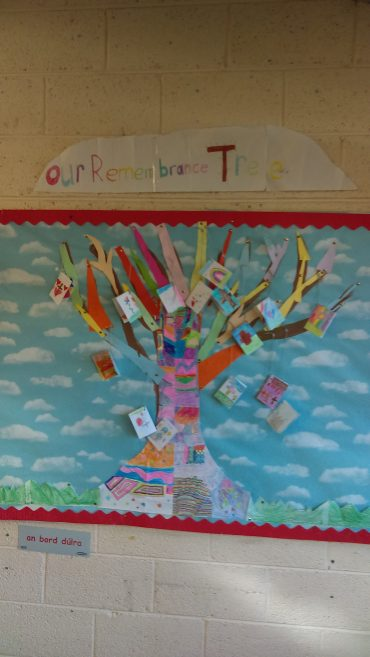Our Remembrance Tree