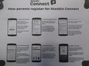 Aladdin Connect App