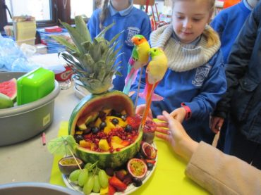 Fruit and Vegetable Tasting Day 2020