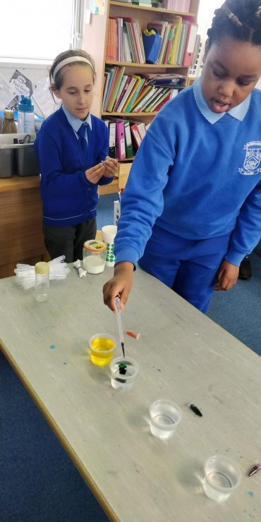 Science week 2020 in Prefab 1A