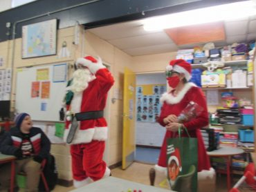 Christmas Feeling in Scoil Chaitríona Junior 2020