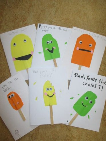 Ice Lollies for Someone Special