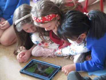 Using Our Tablets