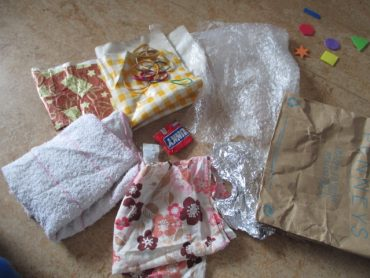 Materials Pass the Parcel 2021