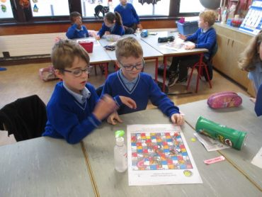 Happy Snakes and Ladders Maths Week!