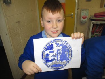 Willow Pattern Art