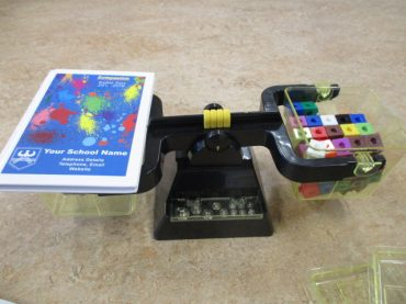Using a Balance for Weighing Objects