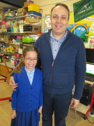 Visit from an Electronic Engineer