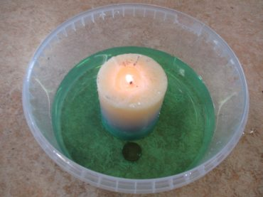 Does A Candle Need Air to Burn?