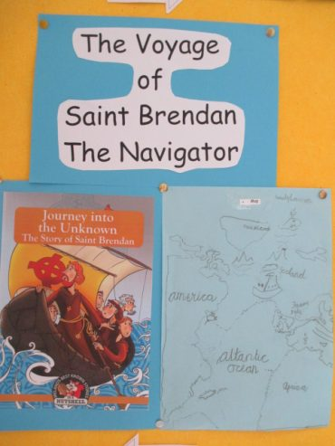 The Voyage of St. Brendan the Navigator