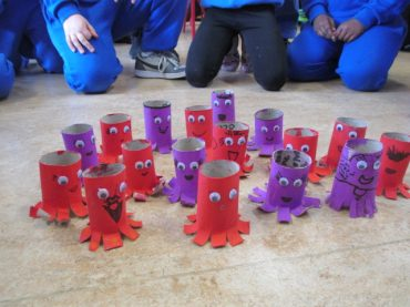 Octopuses in Room 9