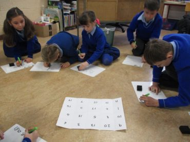 Maths Week Target Boards and Activities