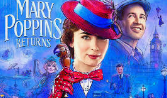 Mary Poppins Returns at the Eye Cinema