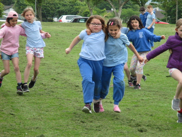 2nd Class Sports Day