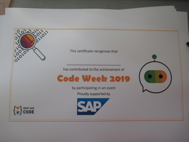 Scratch Coding with SAP