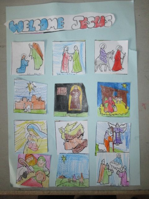 Sequencing the Christmas Story